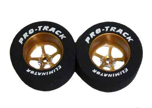 Pro-Track 1 1//16 x 3//32 x .500 wide Style I PTC-N407I-G Gold