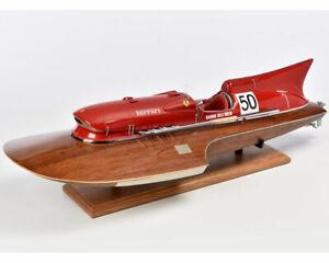 Amati-AM1604-Boite-de-Montage-Arno-Xi-Ferrari-1-8-Modelisme