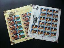Famous Scholar-Zainal Abidin Malaysia 2002 Academic People Zaba (sheetlet) MNH