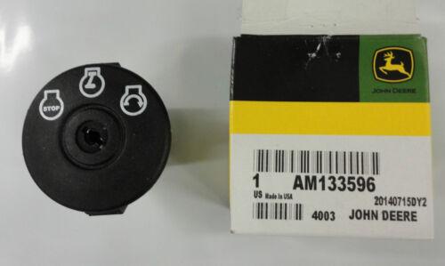 JOHN DEERE Original Equipment Manufacturer Interrupteur d/'allumage AM133596 LT190 SST16 X 300 320 500 710 738 950R