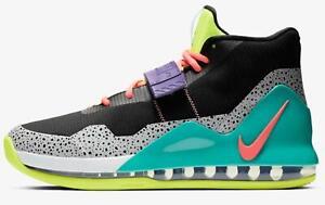Nike-Air-Force-Max-Black-Hot-Punch-Volt-New-Green-AR0974-005