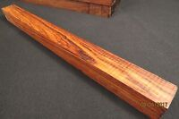 Cocobolo Lumber 1 1/2 X 18 Turning Stock Cues Calls Scales Flutes Pens