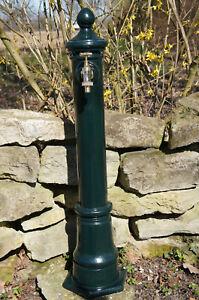 Wasserhahn Brunnen.Details Zu Standsäule Brunnen Wasserhahn Wasserstelle Gartenbrunnen Zapfsäule Wasser