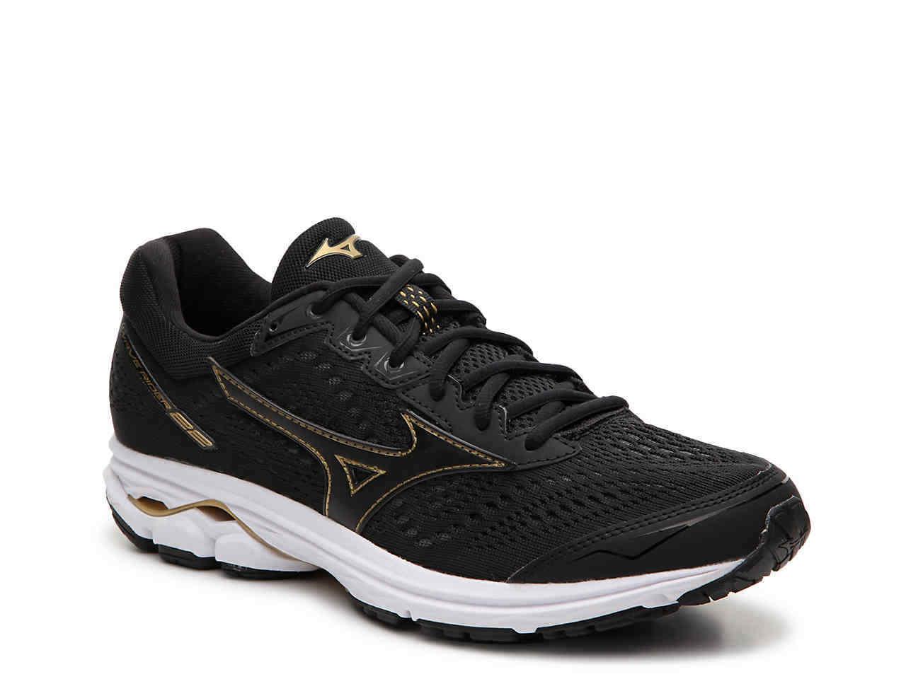 Auténtico  Mizuno Wave Rider 22 Hombres Zapatos Correr (D) (09)