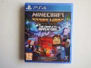 Minecraft-modalita-storia-l-039-avventura-completa-su-PS4-in-condizione-Quasi-Nuovo