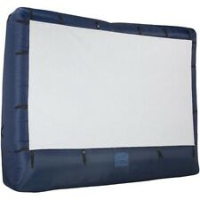 HUGE 12 ft INFLATABLE PROJECTION OUTDOOR MOVIE TV SCREEN NEW