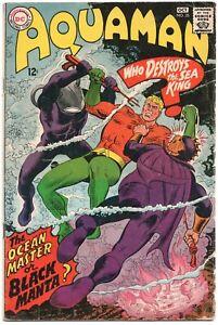 Aquaman-35-1st-Series-DC-1967-VG-FN-Nick-Cardy-Ocean-Master-Blank-Manta