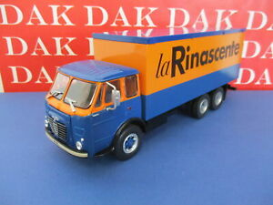 Die-cast-1-43-Modellino-Camion-Truck-Alfa-Romeo-Mille-La-Rinascente-1958