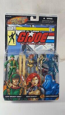 GI Joe Cobra Trooper V3 DTC 2005 Complete  Lot