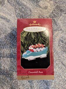 Hallmark-Keepsake-Ornament-Downhill-Run-1997