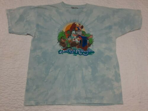 Vintage Splash Mountain Shirt Rare Graphi  Size S
