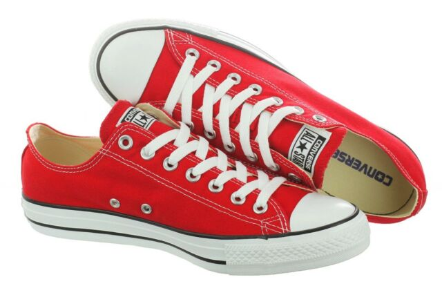 42423367632 Converse Unisex Chuck Taylor All Star Low Top Sneakers 9.5 D(M) US ...