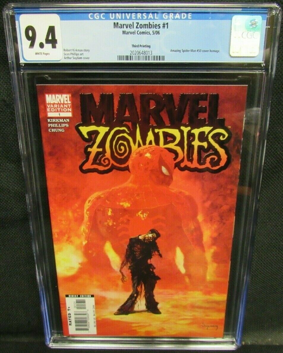 L Marvel Zombies KIT AMB