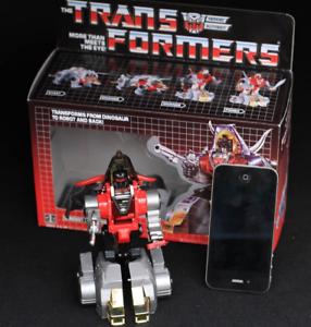Transformers TF G1 Reissue Dinobot Flamethrower SLAG Action Figures
