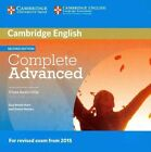 Complete Advanced Class Audio CDs (2) by Guy Brook-Hart, Simon Haines (CD-Audio, 2014)