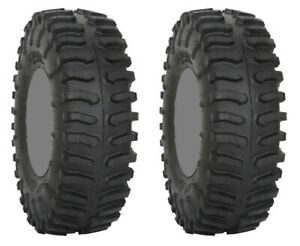 Pair-2-System-3-XT300-28x10-14-ATV-Tire-Set-28x10x14-28-10-14