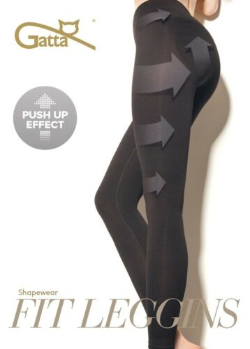 Emana cellulite Leggings Xl Leggins S up L M Shapewear anti Push Gatta Fit R7gxwYq7fT