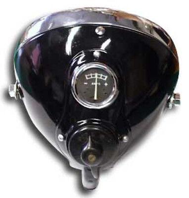 Lucas MU42 headlamp Scheinwerfer 40er jahre Triumph Norton BSA AJS Ariel Panther