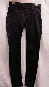 7647fa73cbc37 NWT Rock & Republic women legging kashmiere jeans faux leather pants ...