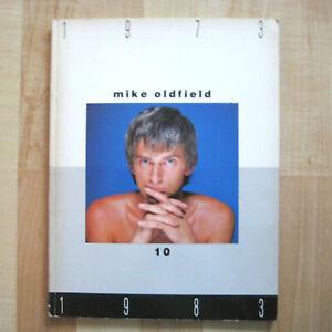 * 10 anni Mike Oldfield 1973 - 1983 voti LIBRETTO BIOGRAFIA ALBUM FOTO