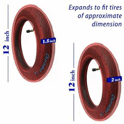 """Pair 12/"""" 16/"""" Inner Tubes for Baby Jogger Summit X3 Strollers Wheels Tires Child"""