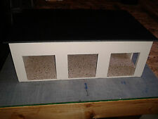 1/24 & 1/25 Scale 3 Bay Car Garage/Work Shop For your Diorama