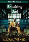 Breaking Bad: The Fifth Season (DVD, 2013, 3-Disc Set)