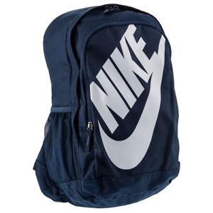 Nike Hayward Futura 2.0 Rucksack 25L Backpack Navy Travel Sports Gym ... f12c06f7f941e