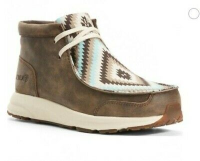 Clothing, Shoes & Accessories Independent Ariat Womens Fashion Spitfire Vintage Bomber Moc Shoe 10027347