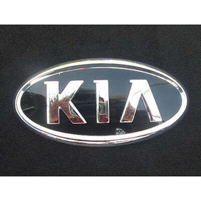 Rear trunk KIA logo Emblem #227 For 05 09 Kia Sportage