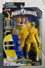 "SET 2 PINK /& YELLOW RANGER 6.5/"" Power Rangers Zeo Legacy figure Megazord BAF"