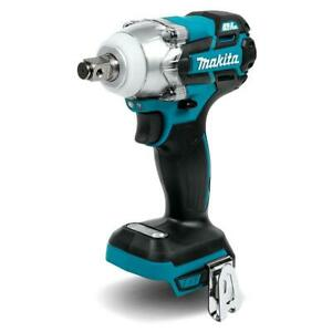 "Genuine Makita DTW285Z 18V Li-ion Cordless Brushless 1/2"" Impact Wrench AU STOCK"