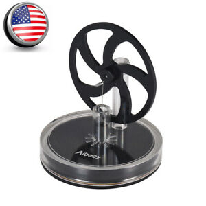 Mini-Low-Temperature-Stirling-Engine-Motor-Model-Steam-Heat-Educational-Toy-Kits