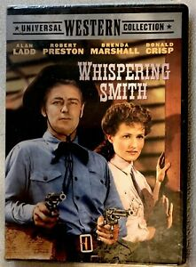 Whispering-Smith-Universel-Western-Collection-DVD-2005-Usine-Scelle-25082-Neuf
