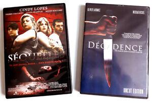 Sequelles-Decadence-2-films-de-JC-GUNTER-Horreur-Do-It-Yourself