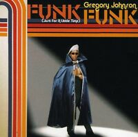 Gregory Johnson - Funk Funk: Just For A Little Time [new Cd] on sale