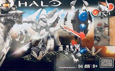 Halo Mega Bloks Promethean Warriors NIB