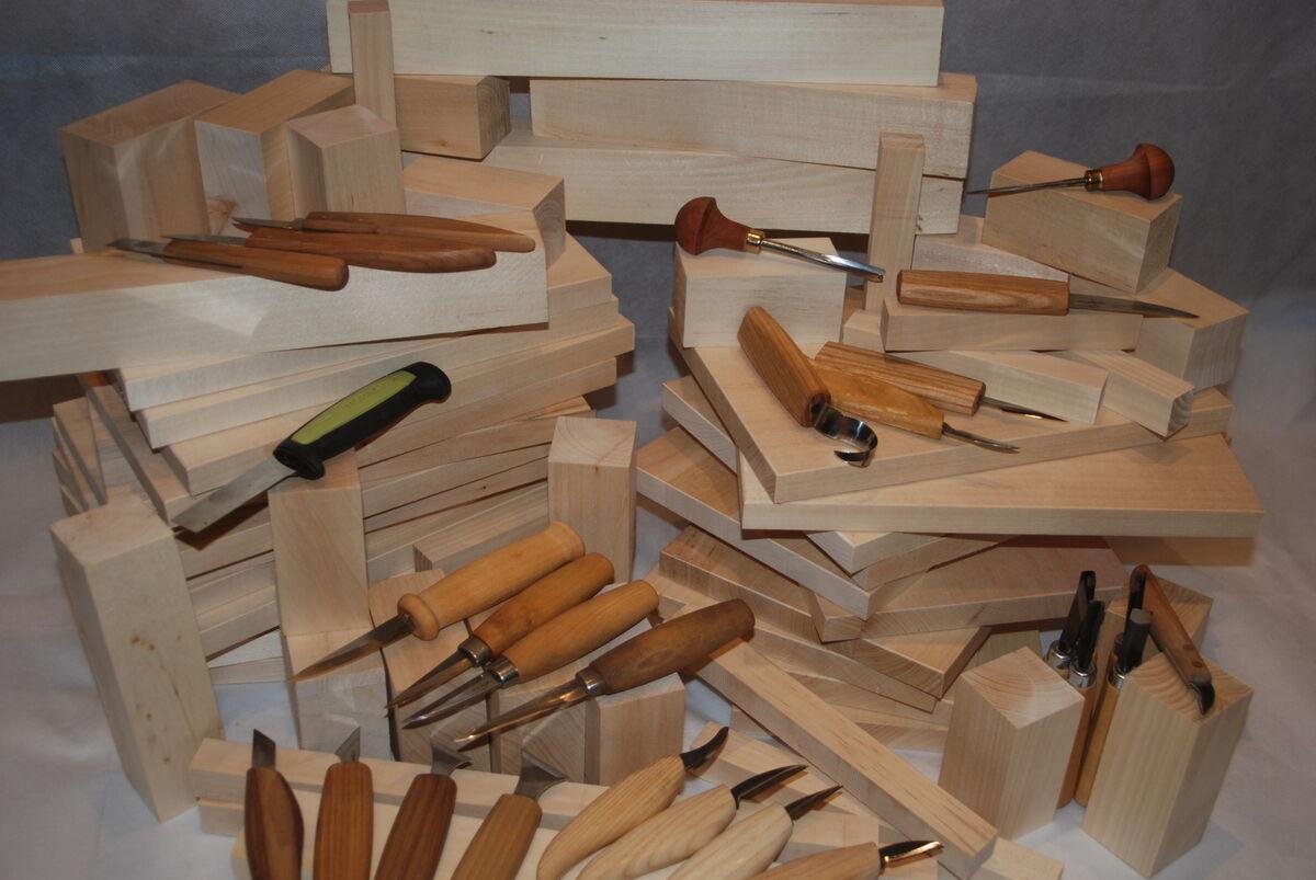 carvingmaterials