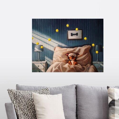 Fantasy Home Decor Bentley/'s Dream Poster Art Print