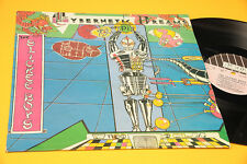 THE SLICKEE BOYS LP CYBERNETIC DREAMS ORIG FRANCE 1984