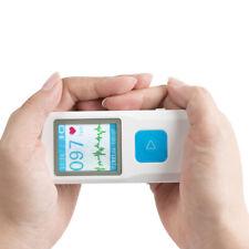 Pm10 Portable Ecgekg Machine Heart Rate Cardiac Monitor Bluetooth For Clinic Ce
