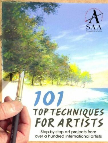 1 of 1 - 101 Top Techniques for Artists: Step-by-step art projects from over a hundred in