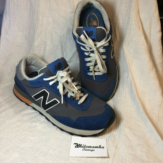 New Balance Mens 515 Classic Running Shoes Blue Grey Casual Athletic Trainers 10
