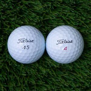 2019-2020 Titleist Pro V1/Pro V1x Golf Balls! 1 - 5 Dozen! Near Mint AAAA