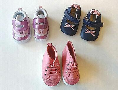 Robeez Carters Set of 3 Baby Girl Crib