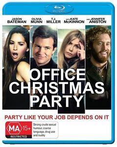 Office-Christmas-Party-BLU-RAY-CHRISTMAS-MOVIES-COMEDY-BRAND-NEW-Region-B