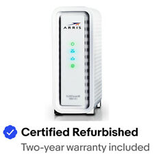ARRIS SURFboard SB6183 DOCSIS 3.0 Cable Modem Certified Refurbished Internet Box