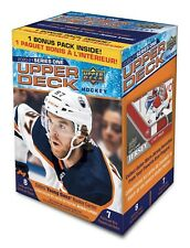 2020/21 Upper Deck Series 1 Hockey 7-Pack Blaster Box