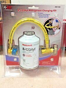 R 1234yf R1234yf Honeywell 8 Oz Solstice Yf Refrigerant Recharge Kit Fjc 703 Ebay