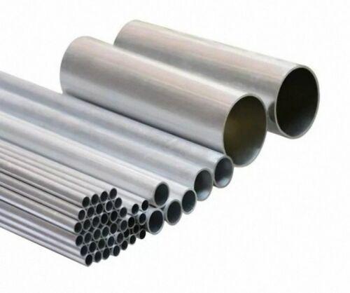 32 mm 6061 Aluminium Round Tube Longueur 100 mm Diamètre 25 mm 600 mm choix